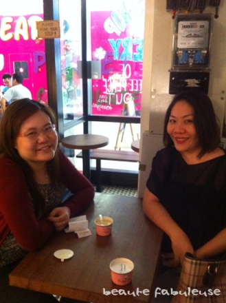 Meet-Up With Lily And Sukie