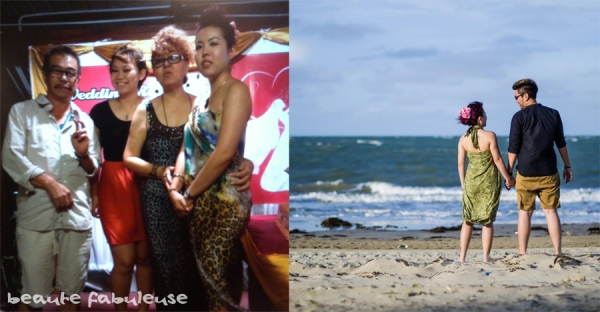LXS Reception & Beach Photoshoot
